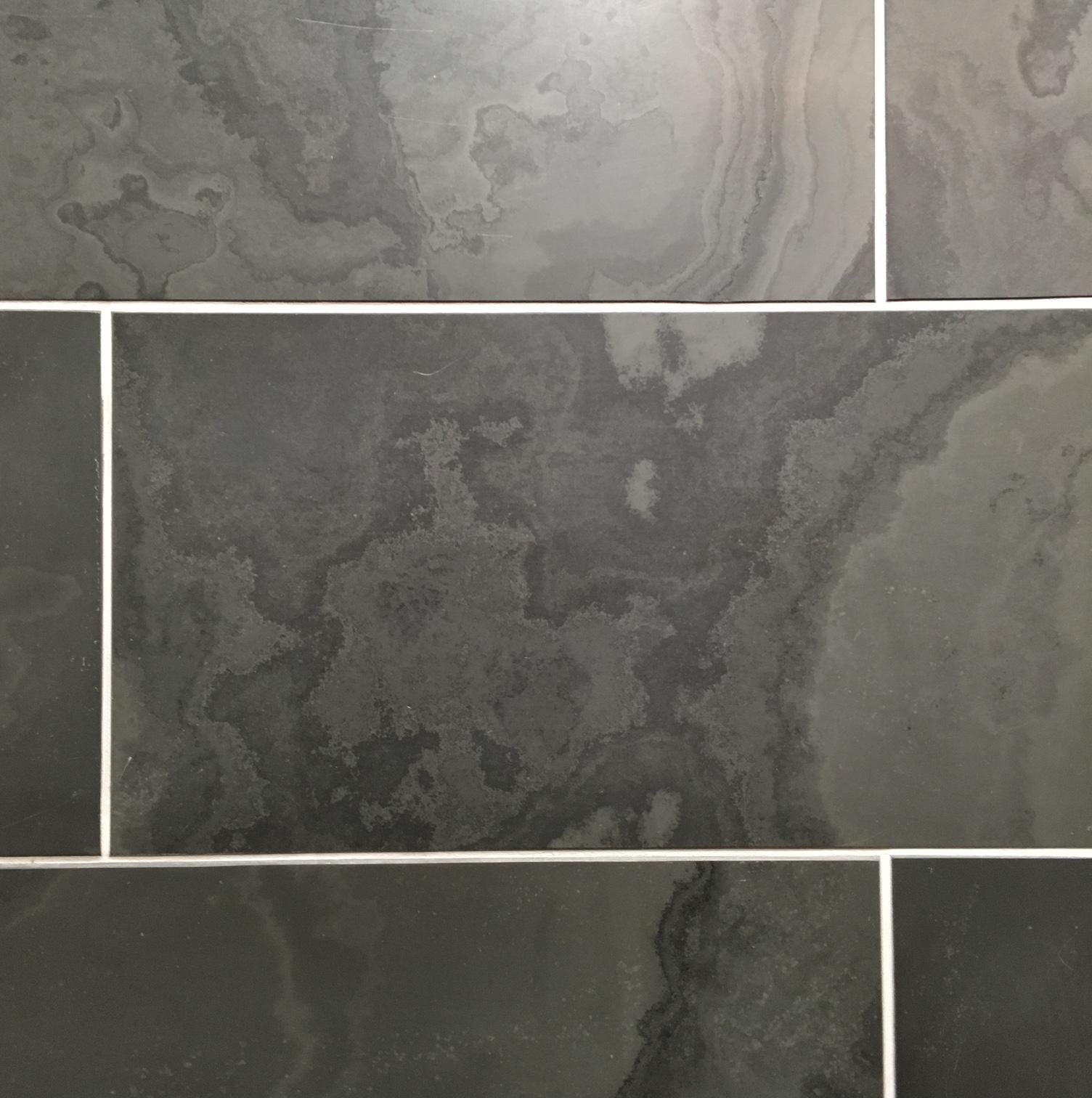 Slate hard rock flooring slate black honed dailygadgetfo Image collections