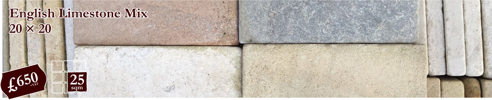 English Limestone Mix