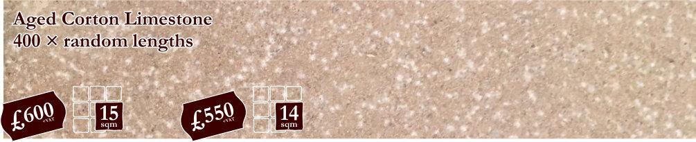Aged Corton Limestone
