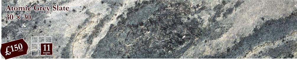 Atomic Grey Slate