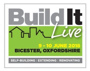 We will be at Built-it Live Bicester on 9-10 June