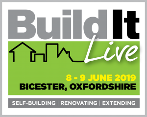 We will be at Built-it Live Bicester on 8-9 June
